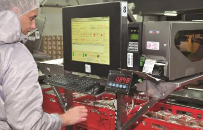 Считывание маркировки в автомобильной промышленности