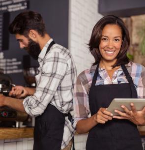 Система бронирования столов в ресторанах и кафе